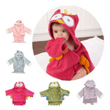 Choose Your Animal Baby Bath Robe