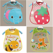 Waterproof Lunch Bibs - Giveaway
