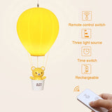 Hot Air Balloon Night Light