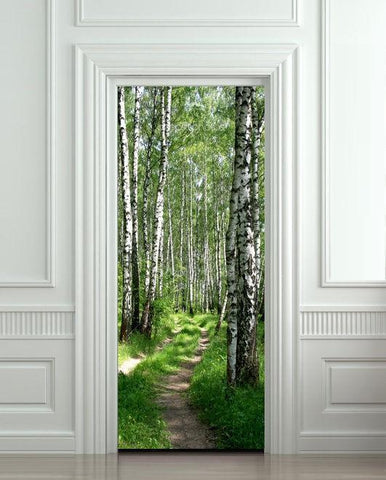 Image of Path to The Forest Wall Sticker