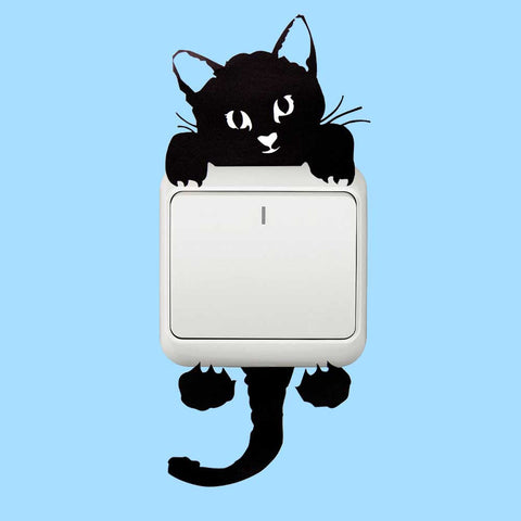 Cats Everywhere Sticker - Free Offer - $0.00