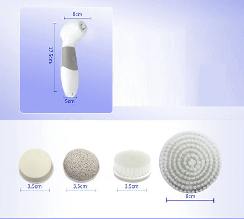 Image of Complete Face & Body Cleansing System