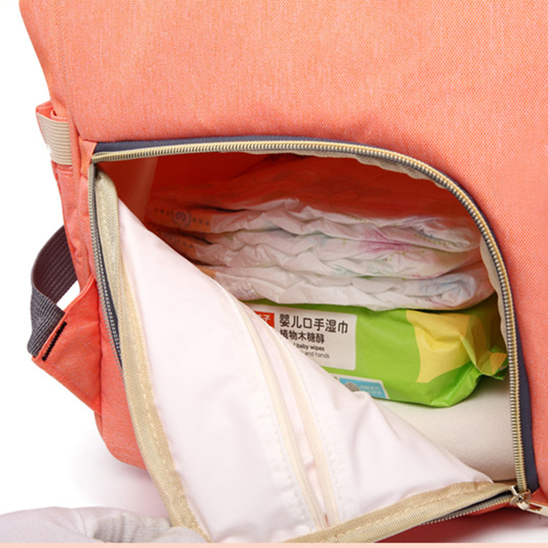 Diaper-n-go™ - The Ultimate Combo Mommy Bag