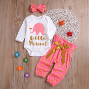 Little Peanut Girl's Set