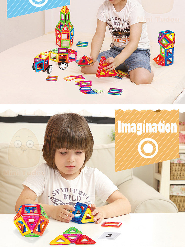 Build With Magnets for All ages Crazy Offer - Starter Pack