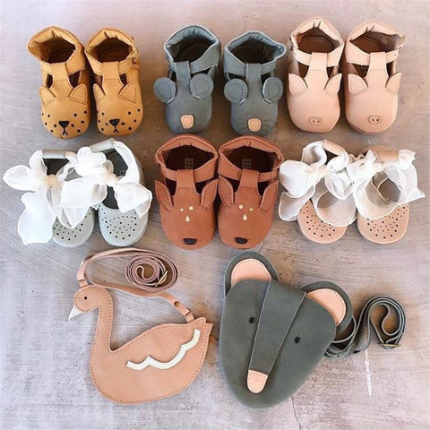 Image of Natural Delight™ Baby Shoes