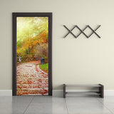Falling Leaves Wall Sticker