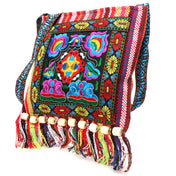 Hippie Tassel Messenger Bag