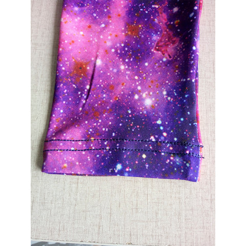 Image of 3D Print Galaxy Leggings