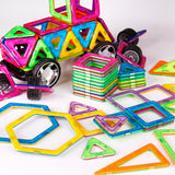 Build With Magnets - 32Pcs 44Pcs - for All Ages