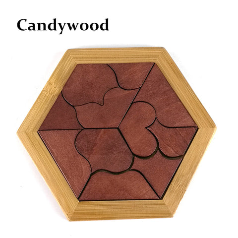 Kids Wooden Jigsaw Puzzle