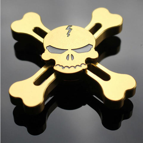 Image of Skull Head Spinner