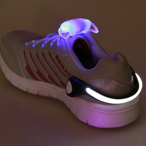 Night Safety Shoe LED LIGHT Clips - Giveaway