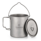 Titanium Pot Travel Mug
