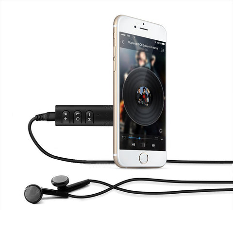 Bluetooth Aux 3.5mm Adapter