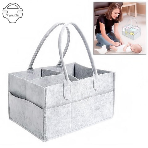 Diaper-n-go™ Mommy's Best Pal - The Ultimate Nappy Organiser