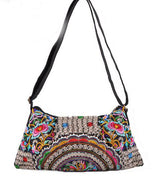 Vintage Embroidery Women's Bag