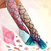 Mermaid Tail Socks