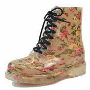 Spring Flower Rainboots