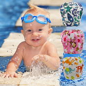 No Mess Baby Swimming Diapers Giveaway