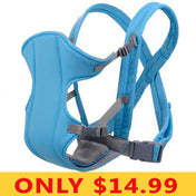 Comfort Zone Baby Carrier - 6 Colors - ONLY $14.99