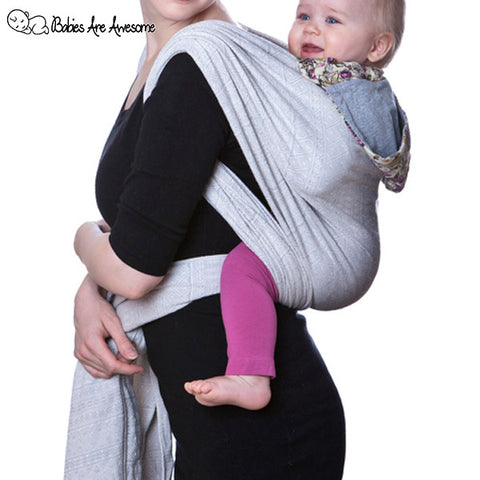 Back To The Womb The Ultimate Baby Carrier Familyrex