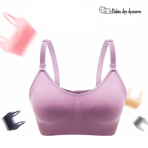 Image of Easy Access Bra™ - The Comfiest Bra For Every New Mommy