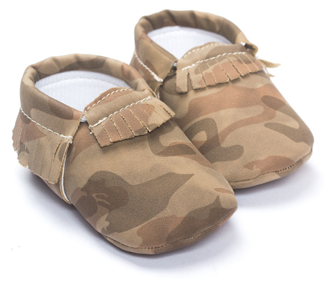 Basic Temptations Baby Moccasins Free Offer - $0.00