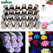 CakeBlossom™ - The Flower Shaped Frosting Nozzles