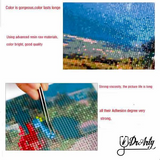 Starry Night - The Ultimate 5D Diamond Painting Set