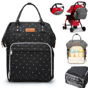 Diaper-n-go™ Premium - The Ultimate Combo Mommy Bag