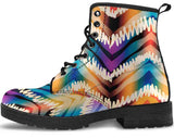 Ethnic Wave Boots
