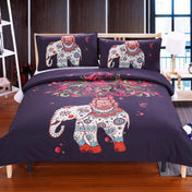 Elephant Mandala Cover Set - 3pcs