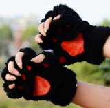 Free Fluffy Cat Paw Gloves Giveaway