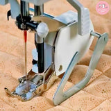 Open Toe Walking Foot for Low Shank Sewing Machine