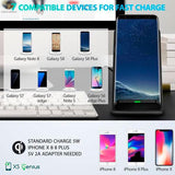 XS Genius™  - The Ultimate Wireless Charger Stand for iPhone 8 / 8 PLUS