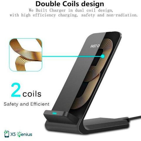 XS Genius™  - The Ultimate Wireless Charger Stand for iPhone XS / XS MAX