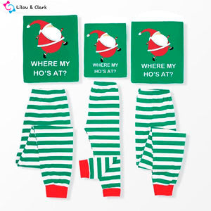 Where My Ho's At Family Pj's