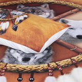 Choose Your Wolf Bedding Set