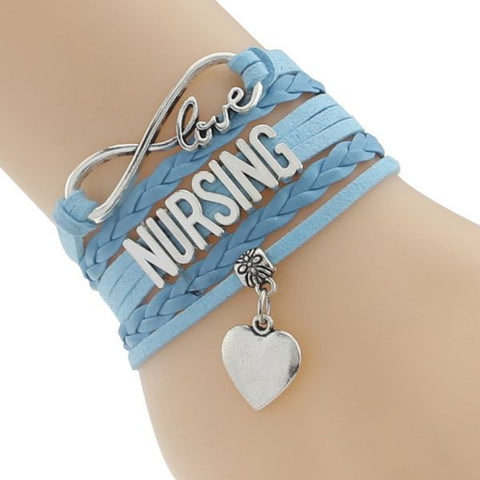 Image of Infinity Love Nursing Bracelet