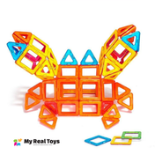 Build With Magnets for All ages - Set Of 40