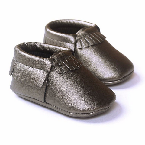 Image of Basic Temptations Baby Moccasins Free Offer - $0.00