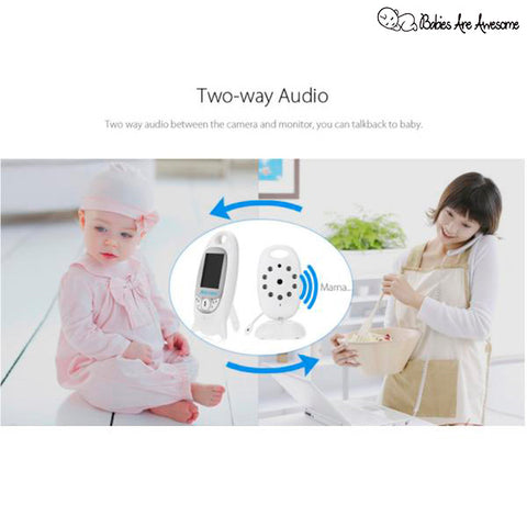 Image of 24Hour Baby Talk™ - The Best Baby Video Monitor