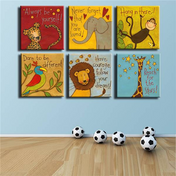Always Remember You Are Loved - Kids Room Wall Canvas FREE Offer