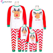 Oh Deer Christmas Family Pj's