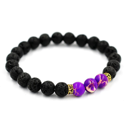 Image of Crown Chakra Energy Bracelet