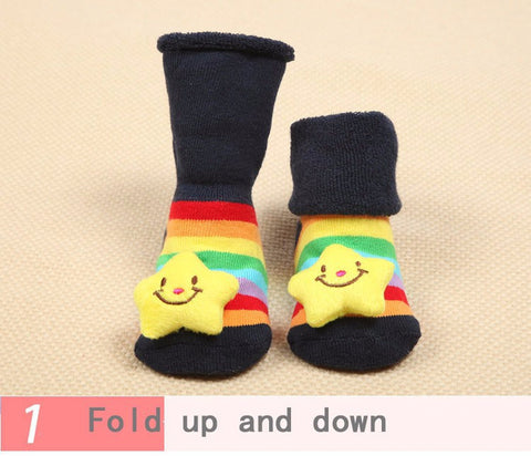 Baby Anti Slip Cotton Cute Animal Socks - FREE Offer - $0.00