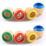 Wooden Magic Kaleidoscope Learning Educational Toy