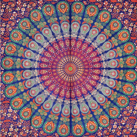 Image of 2016 Mandala Tapestry