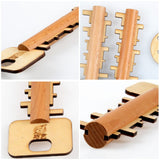 Bamboo Unlock Key Preschool Toy